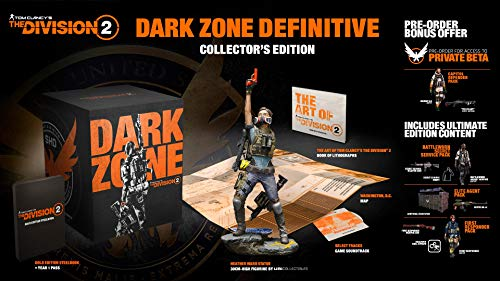 Tom Clancy's The Division 2 Dark Zone Definitive Collector Bundle for PC