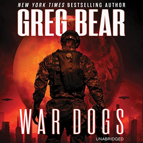 Page de couverture de War Dogs