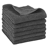 Microfiber Kitchen Towel Set Dish Cloth Wash Wiping Rags Household Tableware Cleaning Cloth Absorbent