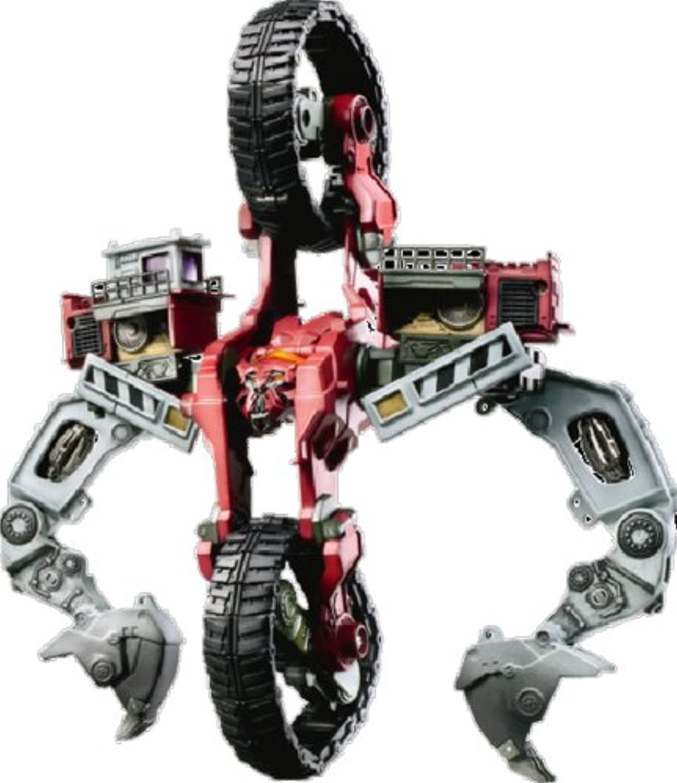 RD03 Transformers Movie Transformers Revenge DEMORISSHA [Toy] (japan import)