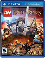 WB Games Lego Lord of The Rings - Playstation Vita