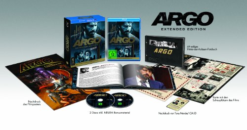 Argo - Extended Cut [Blu-ray] [Collector's Edition]