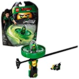 THE LEGO NINJAGO MOVIE Lloyd - Spinjitzu Master 70628 Building Kit (48 Piece)