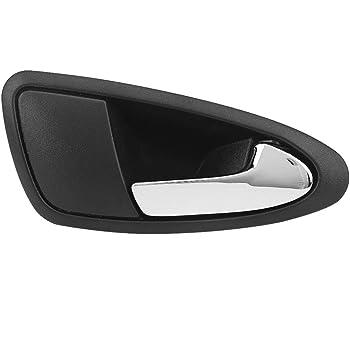 Car avant Int/érieur Poign/ée de porte int/érieure /à lint/érieur Compatible avec Seat Ibiza 6J1837114A droit
