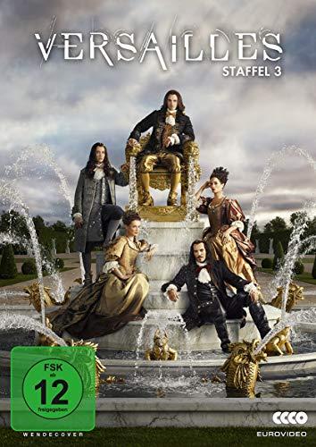Versailles - Staffel 3 [4 DVDs]