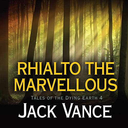 Couverture de Rhialto the Marvellous