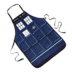 Ideas You Can Steal for Your Office Secret Santa | for the Doctor Who fan who liked to cook a souffle