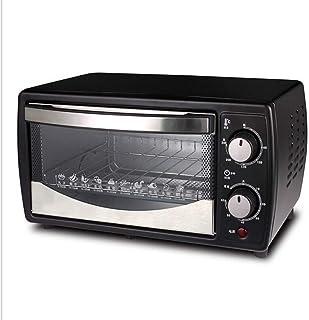 BTSSA Horno eléctrico de sobremesa, Microondas Grill, 700 W de Potencia, 12 L, 6 Niveles de Funcionamiento, 230V, 50 Hz, 39 x 29 x 20 cm