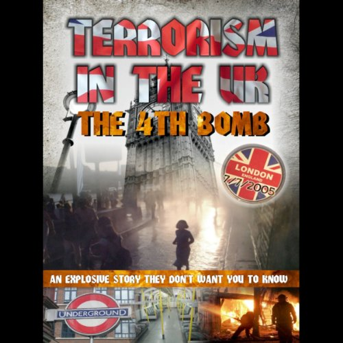 Terrorism in the UK audiobook cover art