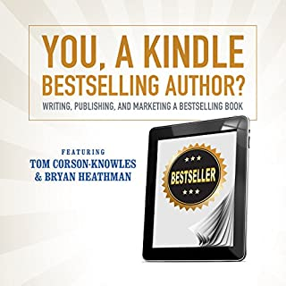 You, a Kindle Bestselling Author? audiobook cover art