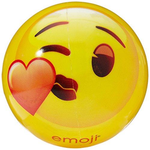 Emoji 16744 – Happy People Balle en Plastique, 11 cm