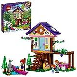 LEGO 41679 Friends Bosque: Casa del Árbol, Juguete de Construcción para Niñas y Niños 6 Años con Mini Muñecas