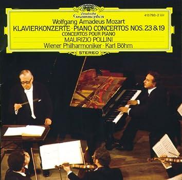 Mozart: Piano Concertos Nos. 23 & 19
