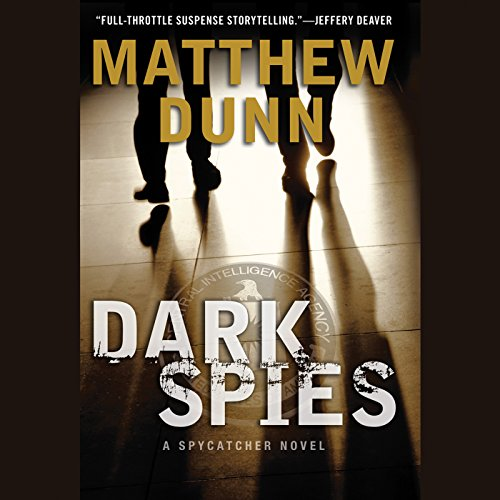 Dark Spies audiobook cover art