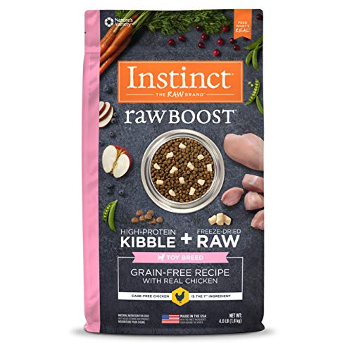 Instinct Raw Boost Toy Breed Grain Free...