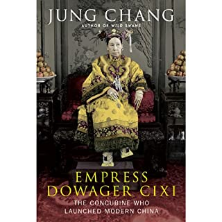 Empress Dowager Cixi cover art