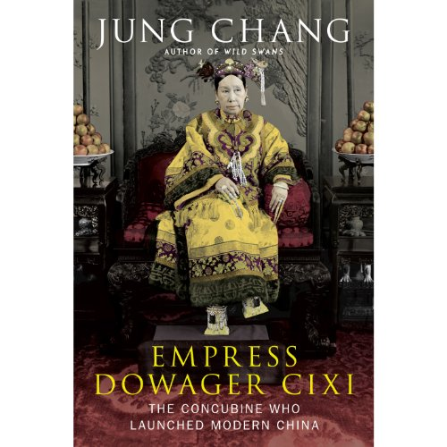 Empress Dowager Cixi  By  cover art