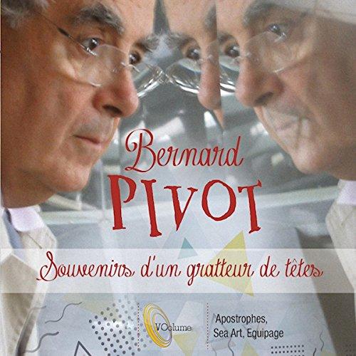 Souvenir d'un gratteur de têtes audiobook cover art
