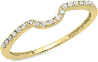 Best diamond ring guards yellow gold Reviews