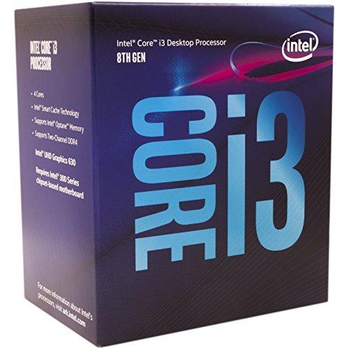Intel Core i3-8300 Prozessor (8 MB Cache, 3,70 GHz)