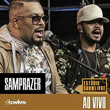 Samprazer no Estúdio Showlivre (Ao Vivo)