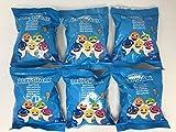 Baby Shark Mini Plush Lot of 6 (Six) Sealed Blind Bags