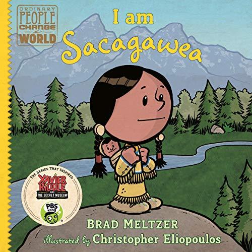 I Am Sacagawea cover art