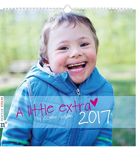 Wandkalender A little extra 2017 (A little extra / by Conny Wenk)