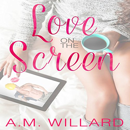 Love on the Screen audiobook cover art