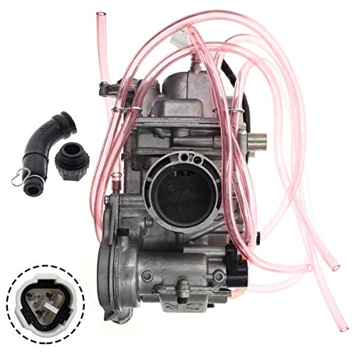 AUTOKAY New Carburetor for Yamaha WR250 WR250F YZ250F Carb 2001-2013 Assembly Kawasaki KX 250 F KX250F Carburetor/Carb 2004-2010