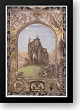 Lord of the Rings, animated - style D 15x21 Framed Art Print