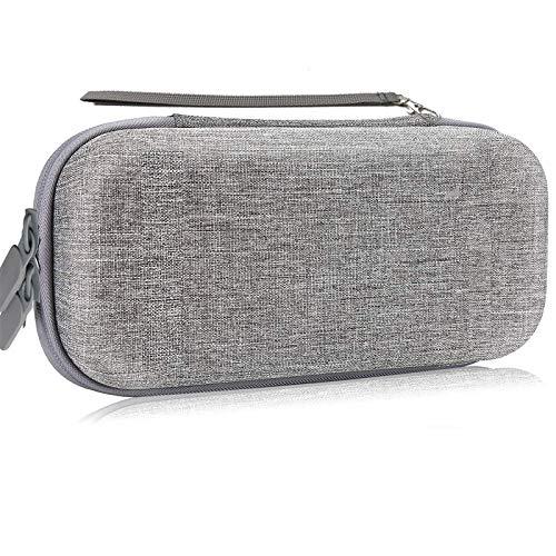 Duckart tas voor Nintendo Switch Lite, draagbare eva-reis-opbergtas voor de Nintendo Switch mini-console