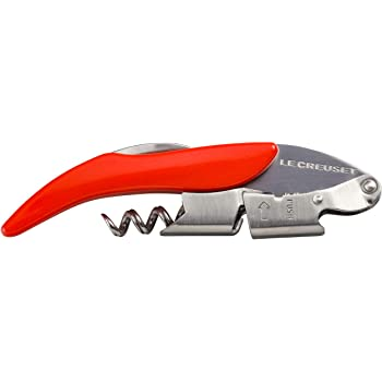 Le Creuset Waiter's Friend Corkscrew, Flame
