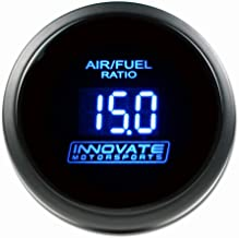 Innovate Motorsports 3795 DB BLUE Wideband Air/Fuel Gauge Kit includes LC-2 & Bosch LSU 4.9