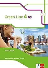 Green Line 4 G9: Workbook mit Audio-CD Klasse 8 (Green Line G9. Ausgabe ab 2015)