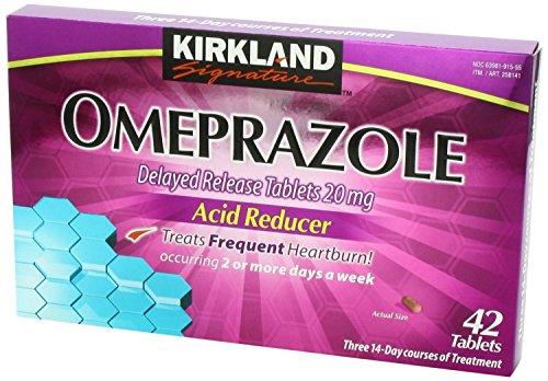 Kirkland Signature Omeprazole 3x14 Tablets