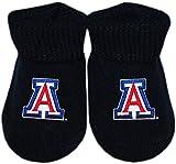 University of Arizona Wildcats Newborn Baby Bootie Sock