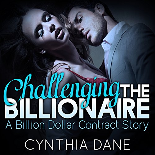 Challenging the Billionaire audiobook cover art
