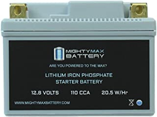Mighty Max Battery YTZ5S Lithium Battery Replacement for Honda CRF110F CRF125F Grom 125 Brand Product