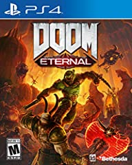 Developed by id Software, DOOM Eternal is the direct sequel to the award-winning and best-selling DOOM (2016) Hell's armies have invaded Earth; Become the Slayer in an epic single player campaign to conquer demons across dimensions and stop the final...