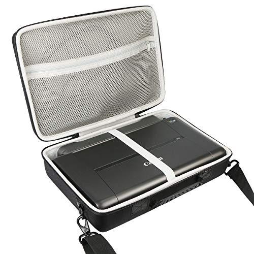 Khanka Hart Tasche Case für Canon Pixma iP110 mobiler Tintenstrahldrucker Schutzhülle.(Nur Tasche)