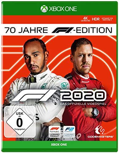 F1 2020 70 Jahre F1 Edition (Xbox One)