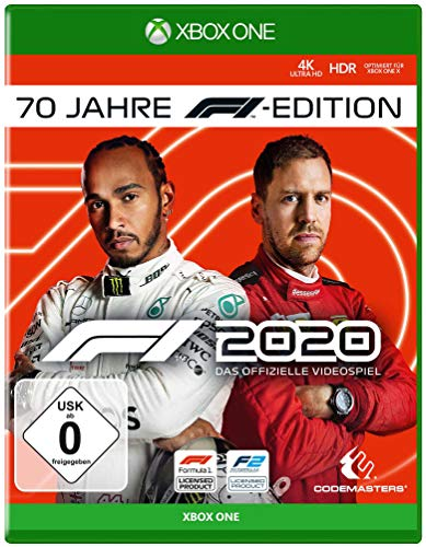 Codemasters F1 2020 70 Jahre F1 Edition (Xbox One)
