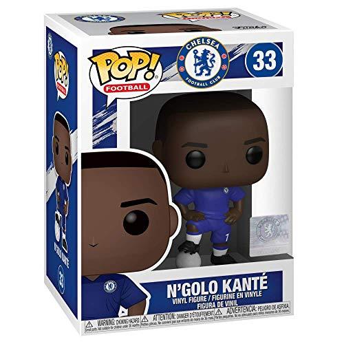 Funko Pop! Football: Chelsea - N'Golo Kanté