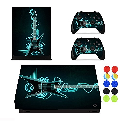 Morbuy Xbox One X Pegatina Decals Skin Adhesivo de Vinilo Stickers Cover...