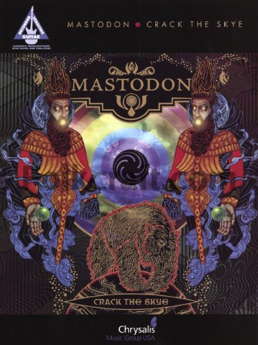 Mastodon: Crack The Skye. Partitions pour Tablature Guitare