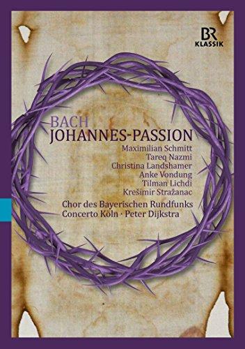 J.S. Bach: Johannespassion [DVD]