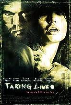 Close Up Póster de la película Taking Lives/Vidas ajenas (68cm x 102cm) + 1 póster Sorpresa de Regalo