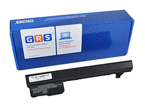 GRS Batería para HP Mini 110, Mini CQ10, sustituye a: NY220AA, 537626-001, NY221AA, HSTNN-CBOC, HSTNN-LBOC, Laptop Batterie 4400mAh, 10.8V