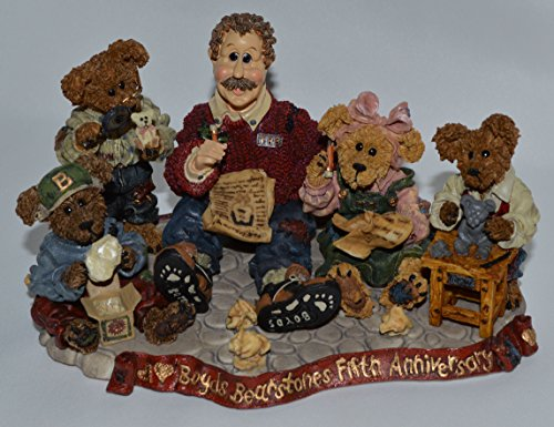 Price comparison product image Boyds Bears THB & Co. - Work Is Love Made Visible 5th Anniversary Retired 227803